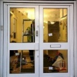 CLICK HERE TO SEE PHOTOS OF OUR NEW FRONT DOORS BEING FITTED (FUNDED BY THE TIMKEN FOUNDATION TRUST)  6th DECEMBER 2011