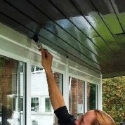 CLICK HERE TO SEE PHOTOS OF THE SOFFIT REPAINT PROJECT DONE IN AUGUST 2011